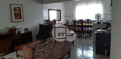 Casa Com 4 Dormitórios À Venda, 225 M² Por R$ 730.000 - Jardim Brasília - Americana/sp - Ca1149