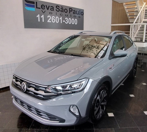 Volkswagen Nivus 1.0 Highline 200 Tsi Aut. 5p Pronta Entrega