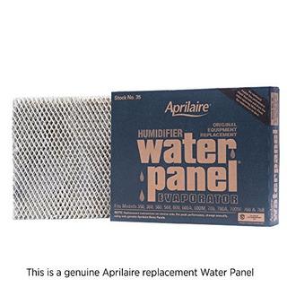 Panel De Agua De Reemplazo Aprilaire 35 Para Humidificadores