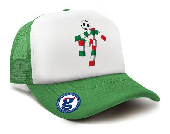 Gorras Trucker Italia Noventa 90 Futbol Mundial