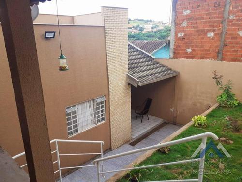 Imagem 1 de 27 de Casa Com 3 Dormitórios À Venda, 130 M² Por R$ 250.000,00 - Conjunto Professora Hilda Mandarino - Londrina/pr - Ca1402