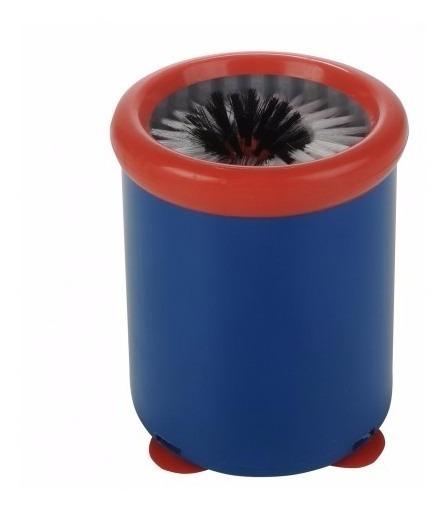 Lava Vasos Cepillo Lavavasos Interno Y Externo Plastico