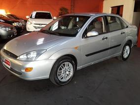 Focus Sedan 2.0 4p 2002