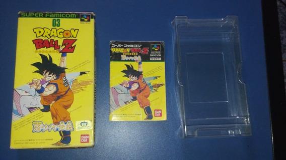 Dragon Ball Z Super Saiyajin Densetsu Somente Caixa,manual,b