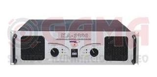 Amplificador Potencia Audio Line Ka1200 5000 Watts 2x1920 W.