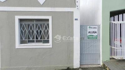 Casa Com 1 Dormitório Para Alugar Por R$ 650/mês - Vila Barcelona - Sorocaba/sp - Ca0284