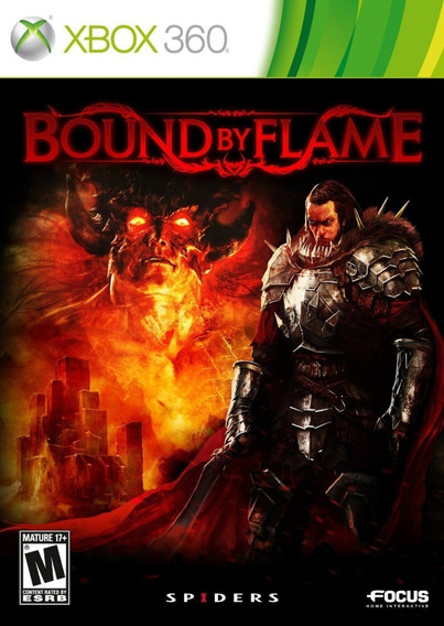 Jogo Xbox 360 - Bound By Flame - Lacrado Game Xbox 360