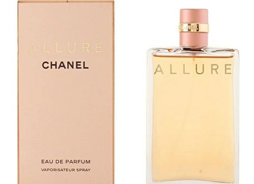 Perfume Allure Chanel De 100 Ml - L a $280