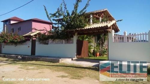 Imagem 1 de 14 de Casa Para Venda Em Saquarema, Barra Nova, 2 Dormitórios, 1 Banheiro - E014_2-580488