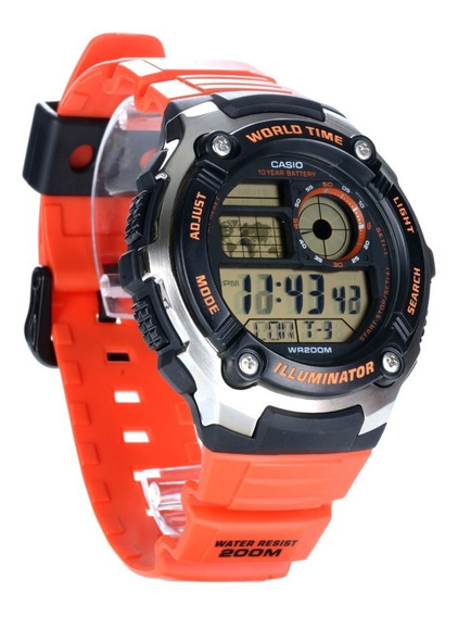 Casio - Ae-2100w-4avcf
