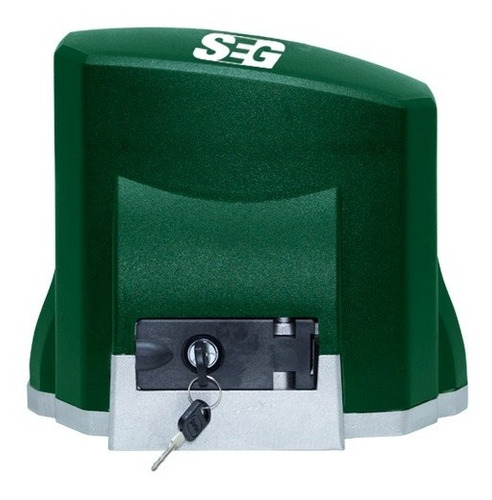 Imagen 1 de 5 de Kit Motor Porton Corredizo Seg Solo Ch500 Speed