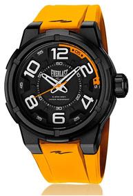 Relógio Everlast Masculino Torque E689 Caixa Abs E Pulseira