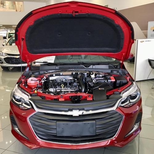 Nuevo Chevrolet Onix 5 Puertas Turbo Premier Automática Gi