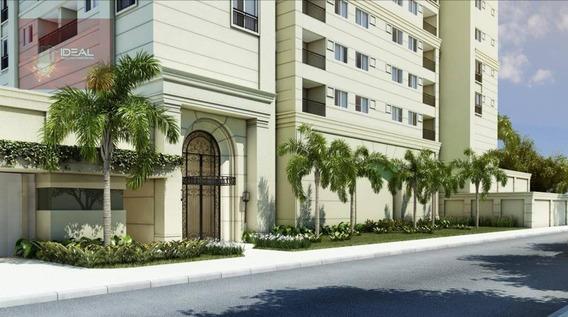 Apartamento Em Centro - Campos Dos Goytacazes - 8593