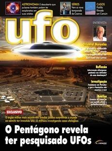 O Pentágono Revela Ter Pesquisado Ufos - Revista Ufo 255