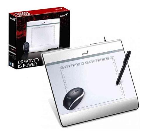 Tabla Digitalizadora Genius Mousepen I608x 6''x8'', 2560lpi