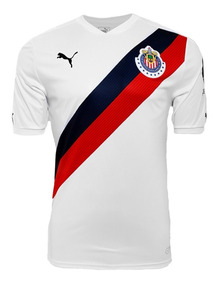 Playera Jersey Chivas Guadalajara Hombre 01 Puma 762300