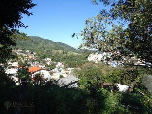Imagem 1 de 14 de Terreno Residencial À Venda, Itacorubi, Florianópolis. - Te0212