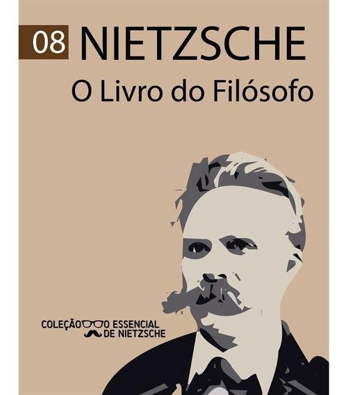 O Livro Do Filosofo - Pocket - Nietzsche - De Bolso