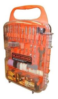 Accesorios Para Minitorno 175 Piezas Mini Torno Black Decker