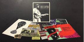 Eric Clapton Treasures (livro Importado Em Inglês)