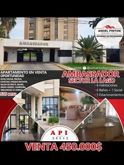 Apartamento En Venta, Sector La Lago Kerlsy Villalobos Api