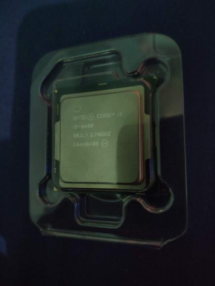 Processador Intel Core I5-6400, Cache 6mb, 2.7ghz
