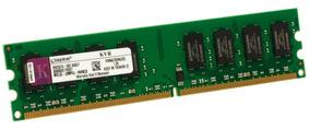 Memória Kingston Ddr2 2gb 667 Desktop Kvr667d2n5/2g