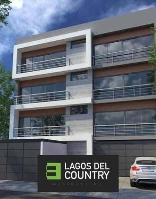 Pre Venta Departamento En Lagos Del Country Sobre Avenida Pa