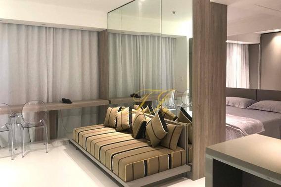 Flat Residencial Para Locação, Centro, Guarulhos. - Fl0001