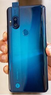 Motorola One Hyper Un Día De Uso Etiquetas Garantia $49000