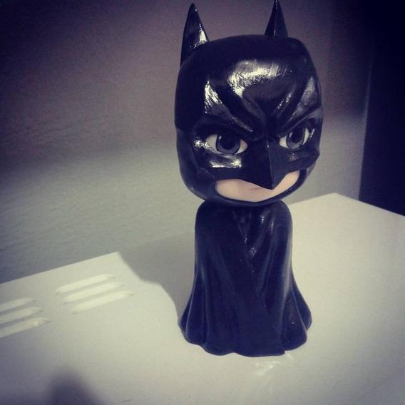 Batman Heros Edition - Biscuit Artesanato
