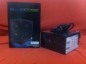 Fonte De Alimentacao 500w C/cabo C/caixa Atx - Blue Case