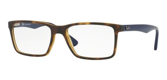 Ray Ban Rx 7096l Óculos De Grau