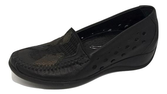 Zapato Lauber Acolchado Elastizado