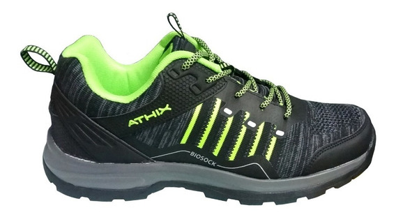 Athix Zapatillas De Treeking Para Hombre Talles Del 40 Al 45