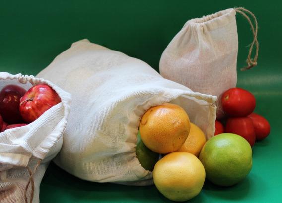 Bolsas Ecologicas, Costales, Ecobolsas Para Fruta Y Verdura