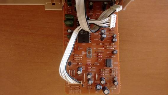 Placa De Microfone Videokê Raf Vmp-9000