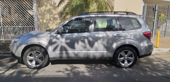 Subaru Forester 2.5 Xtt Turbo Blindado 2010 Gasolina