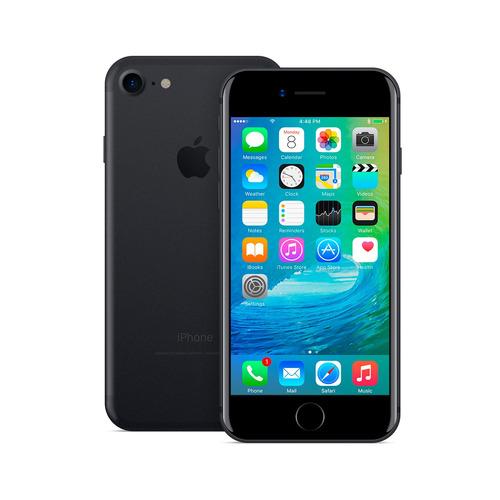 Celular iPhone 7 256gb Preto - Excelente