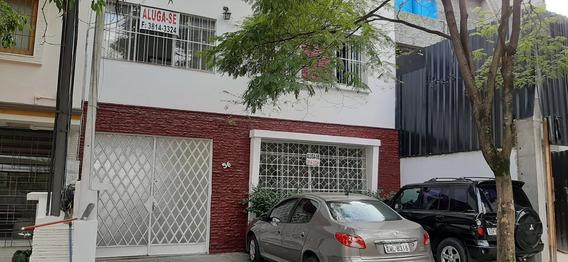 Casa Para Locação Comercial - Alto De Pinheiros - Reformada