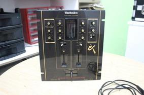 Technics Sh-ex1200-k Semi Novo + Fader Reserva 100v