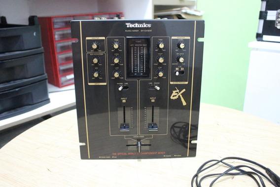Technics Sh-ex1200-k Semi Novo + Fader Reserva