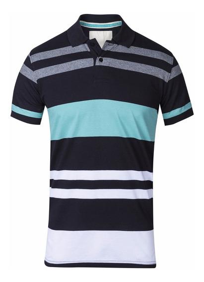 Chombas Hombre Rugby Polo Algodon Vestir Quality Import Usa