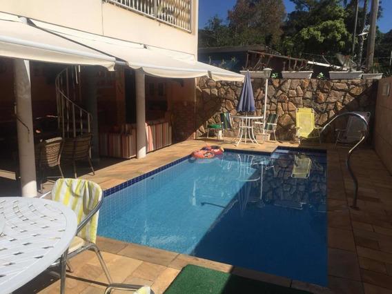 Casa Mobiliada E C/ Piscina No Resort Quedasdagua