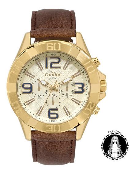 Relógio Condor - Covd54bb/2d C/ Nf E Garantia O