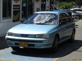 Subaru Impreza Wagon 1.8 4x4
