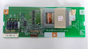 Placa Inverter Philips 32pf5321 6632l 0272a