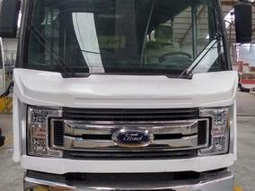 Microbus Ford 2018, Motor A Gasolina, 30 Pasajeros. A Credit