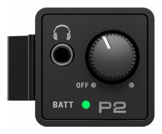 Monitor De Áudio Behringer Powerplay P2 - Ac0258